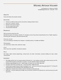 Resume Templates For Openoffice 2 Open Office Resume Template .
