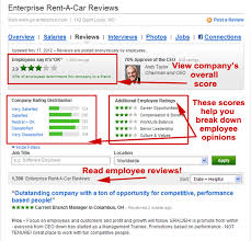 learn what employees think about their company on glassdoor com