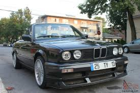 Coupe Series 325i bmw 95 : E30 325i Convertible Alpina Prep Euro Spec 1986