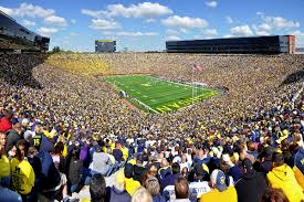 Michigan Stadium Seating Chart Row Numbers Michigan Stadium Wikipedia