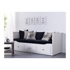 hemnes daybed frame with 3 drawers white twin white anew office ikea storage
