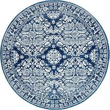 round rugs blue rugs navy blue round rug modern rugs blue and brown round rugs blue