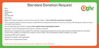 Non Profit Donation Letter Template 9 Awesome And Effective Fundraising Letter Templates