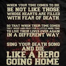 Tecumseh Quotes Inspiration Quotes About Sing Your Song 48 Quotes