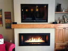 ventless gas fireplace inserts with logs vent free insert for safety