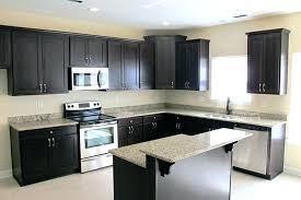 dark kitchen countertops dark kitchen cabinets with grey granite white dark gray quartz kitchen countertops