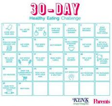 30 Day Healthy Eating Plan 12 30 Day Diet Plan Examples Pdf Examples
