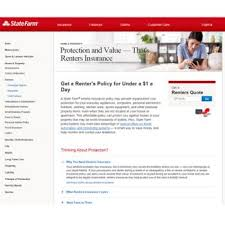State Farm Online Quote New State Farm Review 48 Best Renters Insurance 48 Renters Insurance