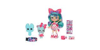 <b>Игровой</b> набор Кукла Белла Боу + <b>фигурка</b> Shoppet <b>Moose</b> ...