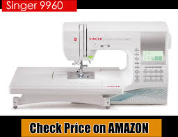 Best Sewing Machines for Quilting 2018 | Best Sewing Machines for ... & Singer 9960 Quilting Machine Adamdwight.com