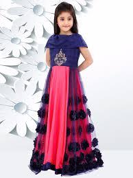 Little Girl Clothes Designer Adorable Daughters Gowns For Girls Kids Frocks Design