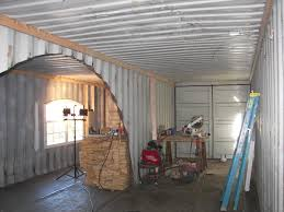 Shipping Container Homes Interior - Shipping container house interior