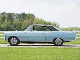 Chevy II By The Numbers