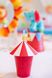 check out the diy tutorial for the how to details including printable templates for the circus tent