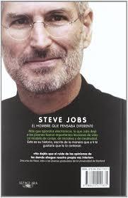 Steve Jobs El Hombre Que Pensaba Diferente Karen Blumenthal