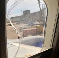 Erneuter Zwischenfall Nach Großem Riss Im Fenster Bricht Southwest