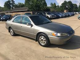 1999 Used Toyota Camry at Car Guys Serving Houston, TX, IID 15189209