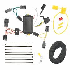 trailer hitch wiring kit solidfonts 2009 honda pilot trailer wiring harness diagram and hernes