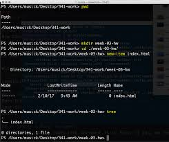 Web Development, MART341 | Your First Web Page