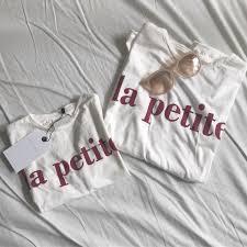 Zara Kidsのtシャツ 流行りの赤ロゴtは娘とリンクコーデしたくて