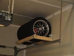 wall mount tire rack. Delighful Mount Easy DIY Tire Storage Rack Winter Is Au0027comin  Car  Van Racking  Pinterest Garage Garage Storage And Intended Wall Mount Tire Rack D
