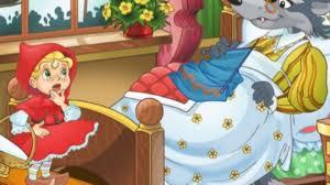Truyện cô bé quàng khăn đỏ - Truyện cổ tích Grim hay nhất cho bé