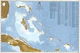 The Bahamas Chart