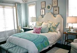 teen bedroom ideas teal and white. Delighful White Cute Teenage Bedroom Ideas With White Bed Soft Blue Blanket On Black Floor  And Twin Night Lamps Alsowhite Glass Window Idea Intended Teen Teal E