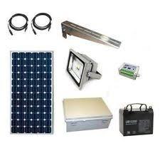 Must Solaru003e Solar Kit20w Portable Solar Powered Solar Panel Solar Powered Lighting Kits