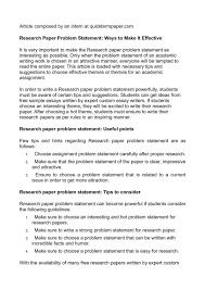 Thesis Statement Essay Example Example Of Thesis Statement About Environmental Problems