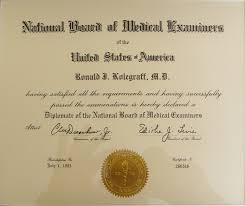 Credentials For Dr Kolegraff At Re Be Of Okoboji