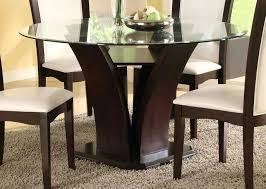 kitchen dining table set with leaf extension unique tables for best round brisbane d handmade rustic round dining table