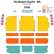 Citi Shubert Theater Seating Chart Urban Nutcracker 2019 12 26 In Boston Ma Cheap Concert