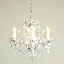 mini crystal chandelier for bathroom chandeliers bedrooms small including charming eye catching weddings