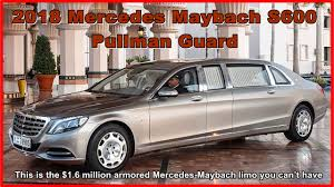 2018 maybach s600 interior. unique s600 2018 mercedes maybach s600 pullman guard  this is the 16 million armored  mercedesmaybach limo and interior l