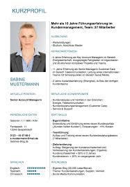 Kurzprofil Tipps Und Muster F R Aufbau Und Inhalt Karrierebibel De