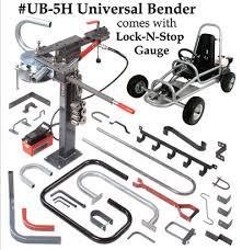 55000 Series Bench Bender U2013 Oxford General IndustriesBench Bender