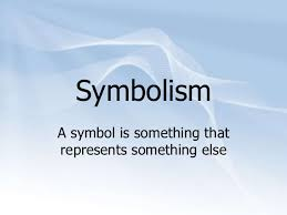 symbolism jpg cb  symbolism a symbol is something that represents something else what