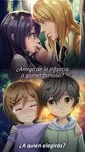 Personajes con ojos grandes, colores brillantes, música y sonidos característicos. Juegos De Anime Y Manga Historia De Amor Aplicaciones En Google Play