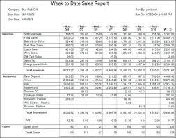 Daily Sales Report Sample Download By Daily Sales Call Report Format ...