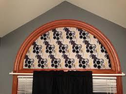 Semi Circle Window Blinds