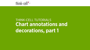 How To Add Annotations And Decorations To Charts Think Cell
