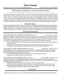 Executive Resume Template Word Wikirian Com