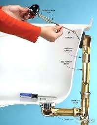how to unclog old bathtub drains fix bathtub drain photo 1 of 7 how to fix how to unclog old bathtub