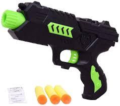 Super Bb Gun With Laser And Torch Light Gun Toys Buy Shooter Guns Bubble Guns For Kids Online At