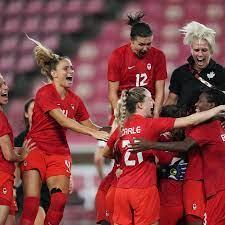 Canada in Semifinals at Tokyo Olympics ...
