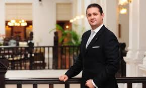 Hotel Manager Raffles Hotel Singapore Appoints Laurent Branover As Hotel