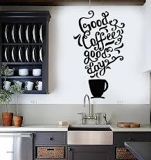 wall decor australia fresh vinyl wall decal e coffee kitchen restaurant cafe art