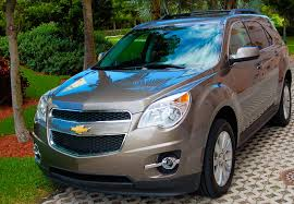 Chevrolet Equinox Reviews, Specs & Prices - Top Speed