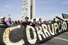 Resultado de imagem para CORRUPÇÃO NO BRASIL
